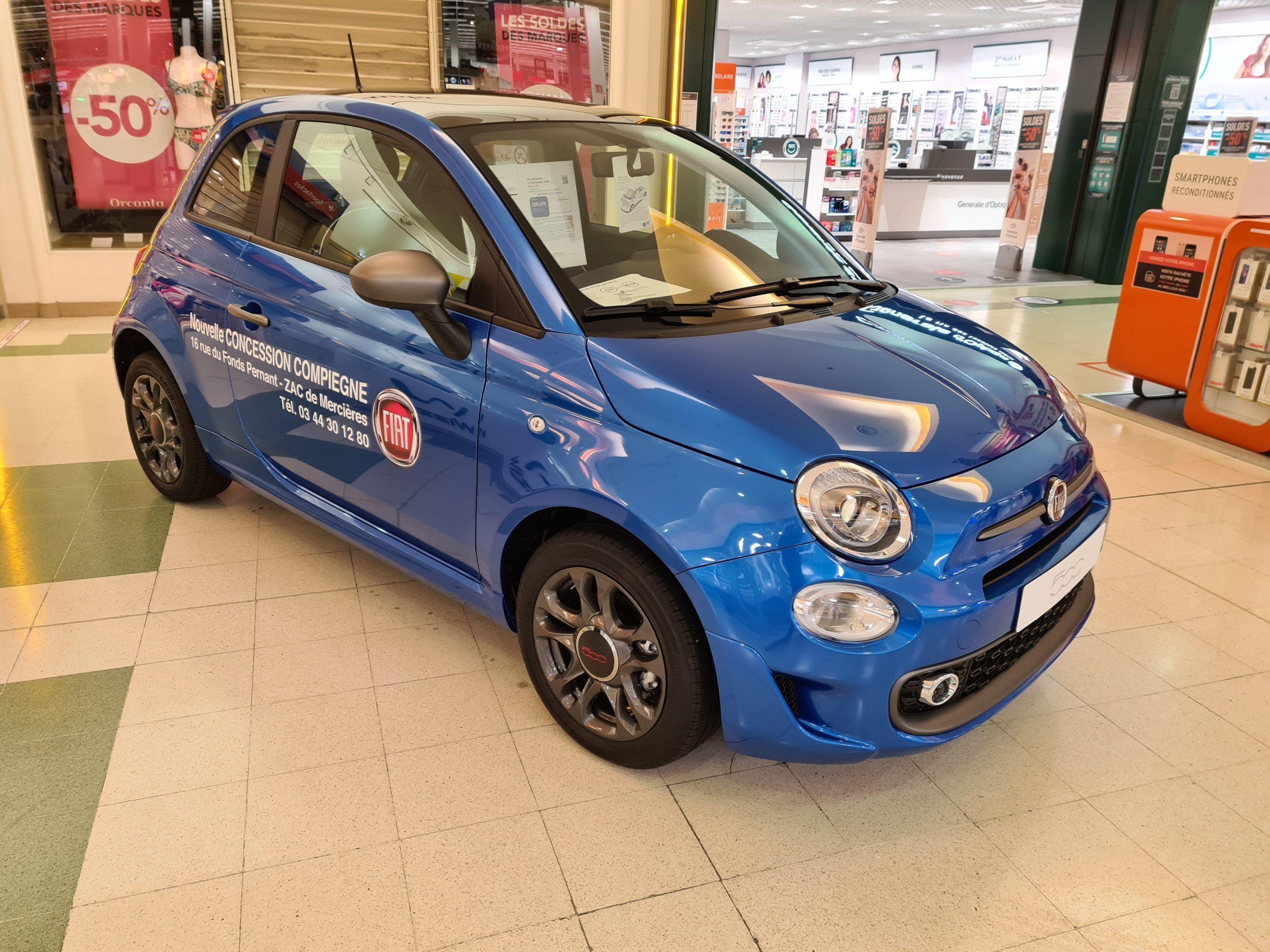 Carrefour Venette Semaine de l'auto