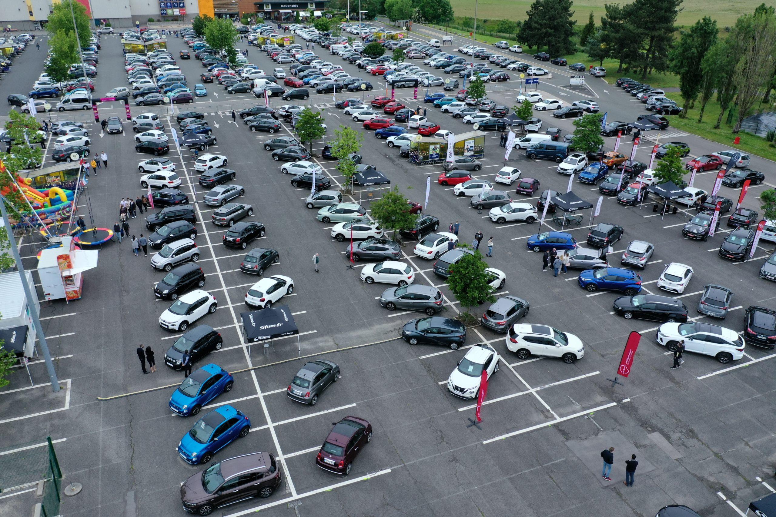 Carrefour Venette 3 jours du Professionnel d'occasion