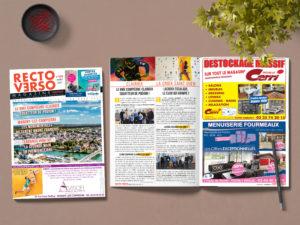 Recto Verso Magazine n°333 – Mars 2021