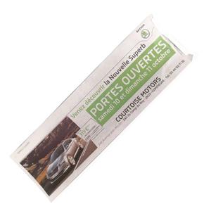 Sac Baguette en papier
