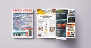 Recto Verso Magazine n°320 – Janvier 2020 – Nouvelle formule !