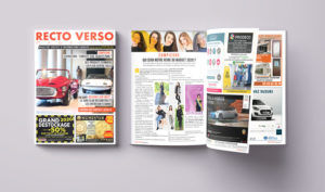 Recto Verso Magazine n°321 – Février 2020 – Nouvelle formule !