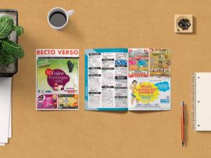 Recto Verso Magazine n°325 – Août 2020
