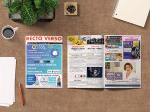 Recto Verso Magazine n°329 – Novembre 2020
