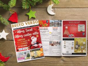 Recto Verso Magazine n°330 – Décembre 2020