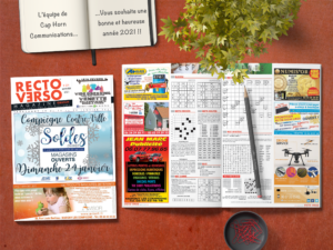 Recto Verso Magazine n°331 – Janvier 2021