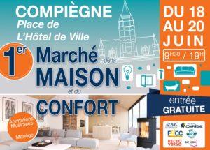 1er Marché de la Maison et du Confort de Compiègne – du 18 au 20 juin 2021