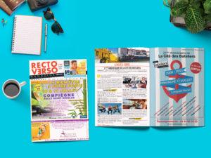 Recto Verso Magazine n°337 – Juillet 2021