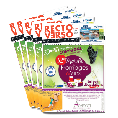 Recto Verso Magazine Mai 2021