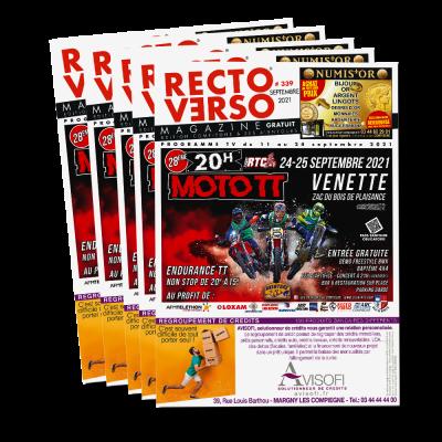 Magazine gratuit d'informations locales à Compiègne et ses alentours : Septembre 2021
